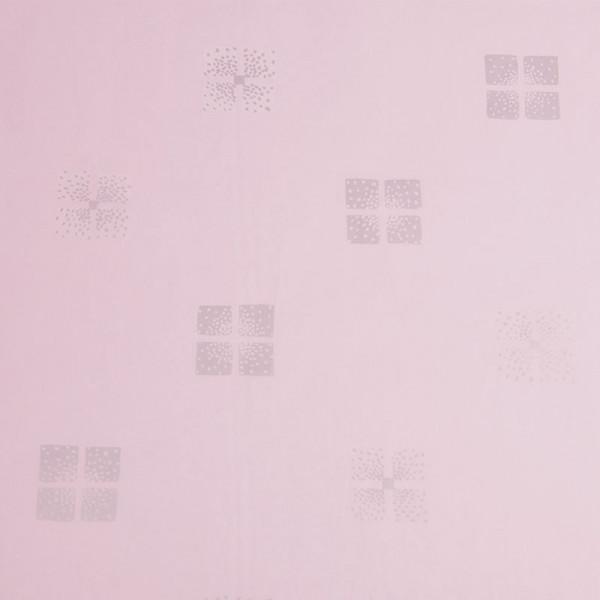 Maya Baby-Pink Weiß Platin
