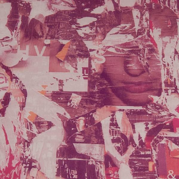 Biarritz Orange Rot Pink Violett Sonderposten