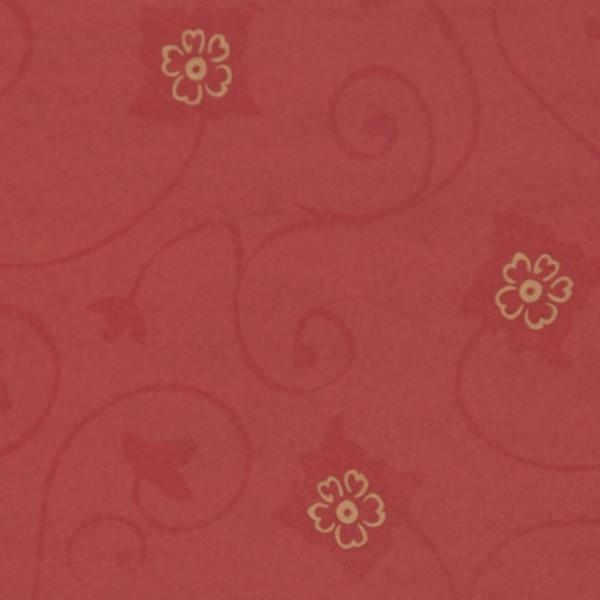 Florales Rubin