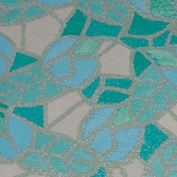 Fresco Blau Grau Sonderposten