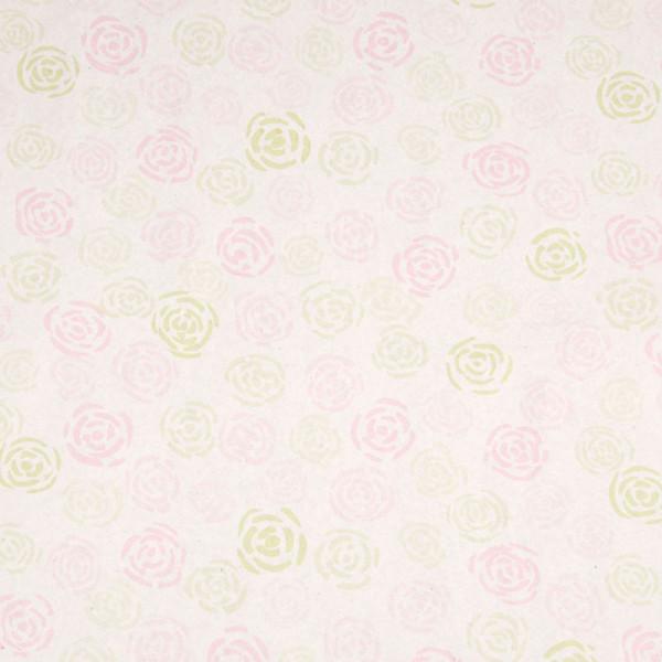 Batist Mint Baby-Pink