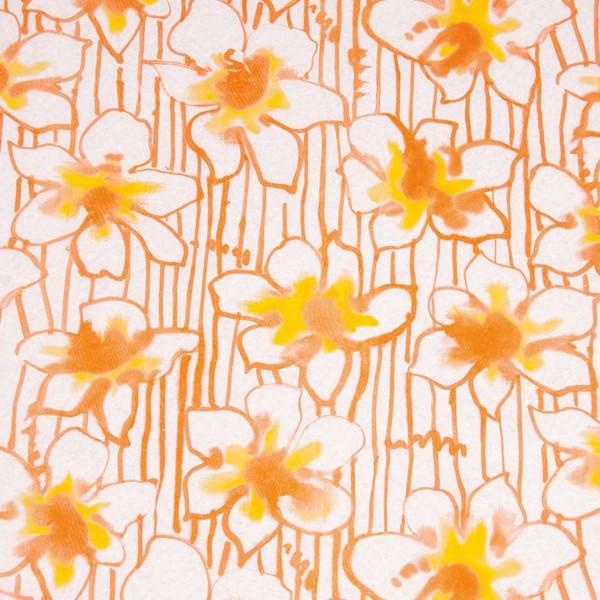 Mobile Gelb Orange